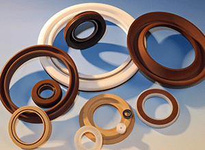 Chemical resistant seals
