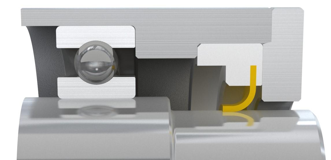 MC-Series rotary seal installation example