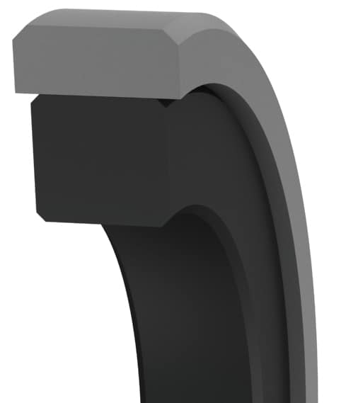 Split Ultra-High Pressure Bi-Directional Hydraulic Piston Seal