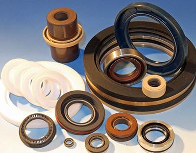 Pump seals examples